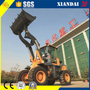 Construction Machinery Xd922g 2 Ton Mini Loader pictures & photos
