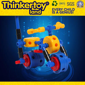 2015 Building Toys Self-Assemble Intelligence Toy Car Blocks Toys pictures & photos