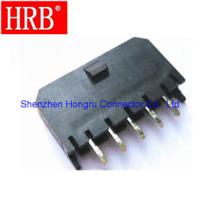 DIP Vertical PCB Header with PCB Polarizing Peg pictures & photos