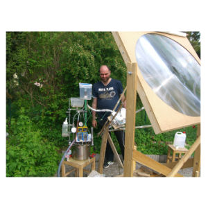 High Intensity Sog Materials Projection Solar Fresnel Lens pictures & photos