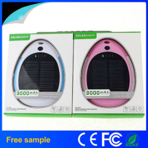 OEM High Quality Universal Solar Power Bank Charger for Mobile Phone pictures & photos