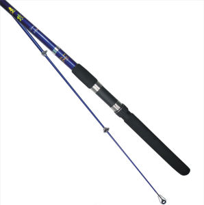 Flexible Fiberglass Transparent Fly Fishing Rod pictures & photos