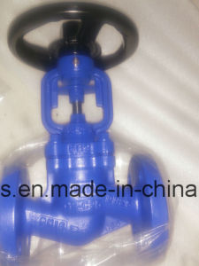 Cast Steel GS-C25 DIN Bellow Seal Globe Valve pictures & photos