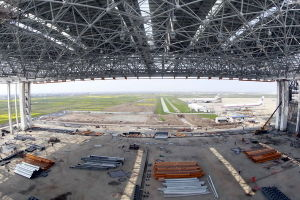 Space Frame for Aircraft Hangar pictures & photos