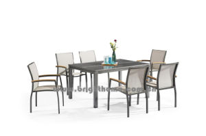 Outdoor Dining Set in Textilene pictures & photos
