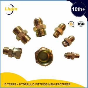 Good Quality Carbon Steel Hydraulic Nipple