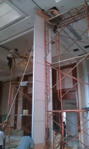 Acoustic Ultra-High Partition Walls for Conference Hall pictures & photos