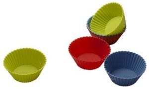 Silicone Mold Round Cake Cup & Cake Mould &Bakeware FDA/LFGB (SY6601) pictures & photos