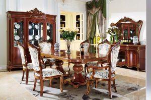 Classical MDF Furniture Dinningroom pictures & photos