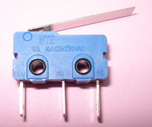 SGS High Current Micro Switch for Home Appliances