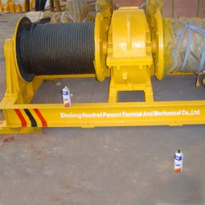 5t Diesel Driven Winch for New Workstation pictures & photos