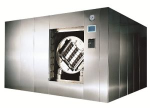 Revolving Super-Heated Water Sterilizer (PT-Xpsm Series)