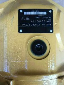 (CAT 259-0815) Electric Control Scattered Heat Pump for Caterpillar 330d pictures & photos