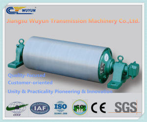 Belt Conveyor Driving Steel Gravity Pulley, Conveyor Roller pictures & photos