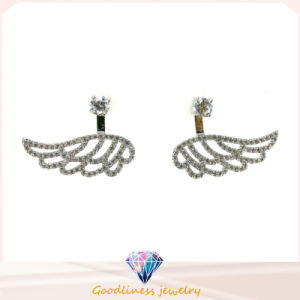 High Quality and Hot Sale 925 Sterling Silver Fashion Ladies Earring (E6729) pictures & photos