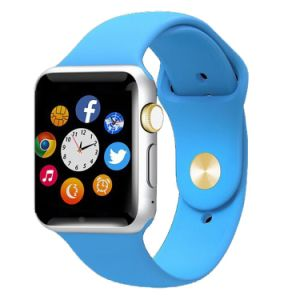 Bluetooth Smart Wrist Watch Men Sport Watch for iPhone 6 Plus pictures & photos