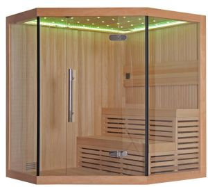 Monalisa Luxury Portable Dry Sauna Room Sauna House M-6036 pictures & photos