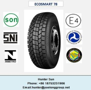 Ilink Brand Truck & Bus Radial Tyres 265/70r19.5 Ecosmart 78 pictures & photos