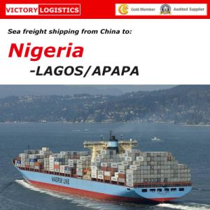 Ocean Freight/Shipping/Sea Freight From China to Lagos/Port Harcourt, Nigeria