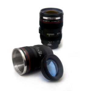 14 Oz Camera Lens Mug Stainless Steel Travel Mug pictures & photos