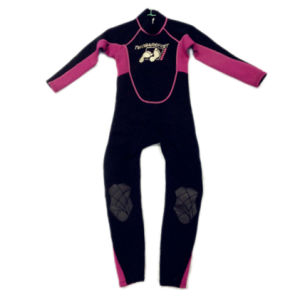 Women′s Long Neoprene Surfing Wetsuit (HX15L21) pictures & photos