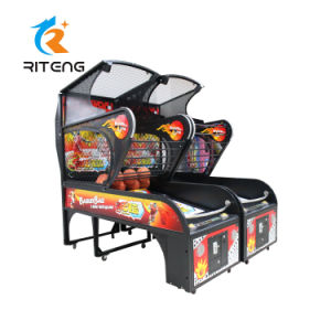 Luxury Coin Operated Basketball Game Machine pictures & photos