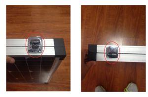 Portable 160W Folding Solar Panels The Folding Solar System pictures & photos