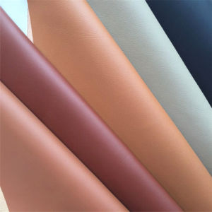 1.2mm Furniture Microfiber Leather Hw-897 pictures & photos