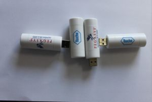 Cylinder Rubik Cube USB Stick (OM-P318) pictures & photos