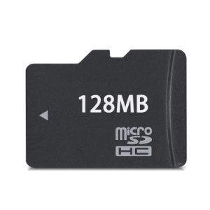 Wholesale Real Capacity Class 6 128MB Micro Memory Card TF Card pictures & photos