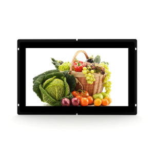 RS232 Touch 15.6 Inch LCD Touch Screen Monitor for Advertising pictures & photos