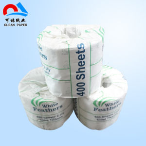 Good Quality Printed Private Label Tissue Roll Toilet Paper pictures & photos