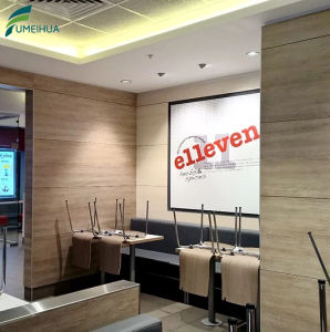 Waterproof / Anti-Bacterial Indoor Wall Cladding pictures & photos