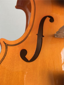 Hot Sale Entry Grade Red Colour Plywood Violin pictures & photos