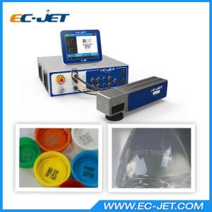 Small Scale Desktop Fiber Laser Marking Machine for Iron Tube (EC-laser) pictures & photos