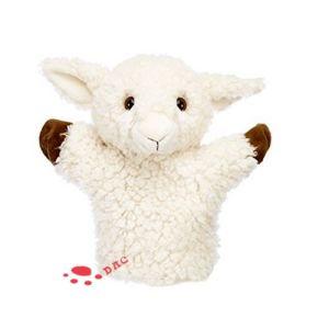 Plush Kids Toy Lamb Puppet pictures & photos