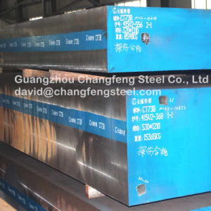 Forged 1.2738 / P20+Ni / 3Cr2NiMo Plastic Mould Steel Block Steel pictures & photos