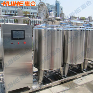 Automatic Cip Cleaning in Place System (CIP) pictures & photos