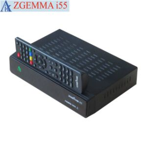 2017 New High-Tech IPTV Box Zgemma I55 Fast CPU Dual Core Linux OS WiFi Full Channels Player pictures & photos
