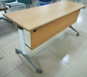 Wooden Office Desk Training Desk Folded Table (SF-06F) pictures & photos