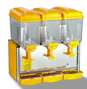 Cold and Warm Ruit & Vegetables Juice Dispenser pictures & photos