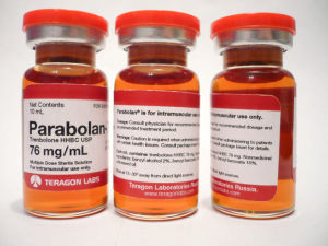 Trenbolone Hexahydrobenzylcarbonate 50mg / Ml Parabolone 50 pictures & photos