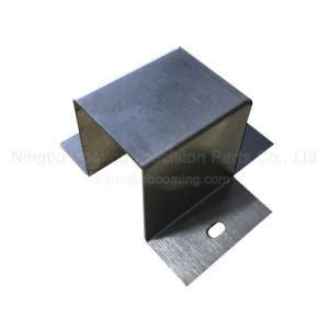 Precision Sheet Metal Stamping Part of Bracket for Electronic pictures & photos