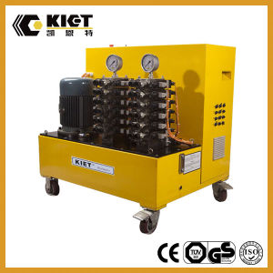 12 Points Synchronous Lifting System pictures & photos