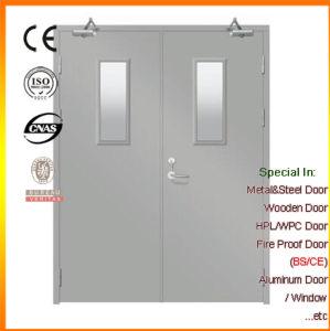 Security Steel Fire Proof Door 1 Hour Fire Rate Door pictures & photos