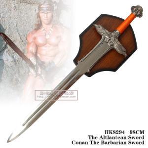 Conan The Barbarian Swords Movie Swords with Plaque 98cm HK8294 pictures & photos
