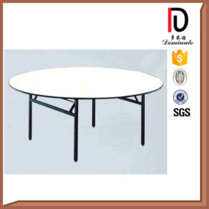 Wholessale Round Wedding Folding PVC Table pictures & photos