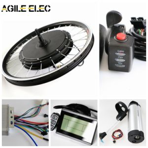 Agile 48V 1000W High Power Electric Bike Hub Motor Kit with Ce pictures & photos