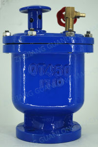 (CARX) Combination Type Vacuum Breaker Air Release Valve pictures & photos