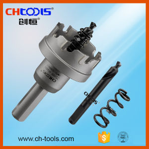 Tct Hole Saw with 5mm Cutting Depth pictures & photos